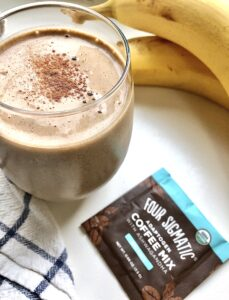 Banana Coffee Smoothie: A Pick-Me-Up For All Seasons